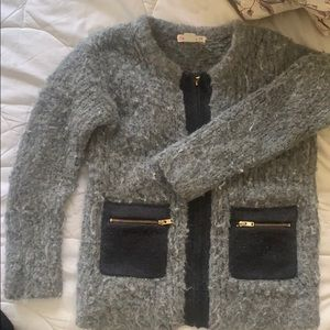 J crew wool sweater like new